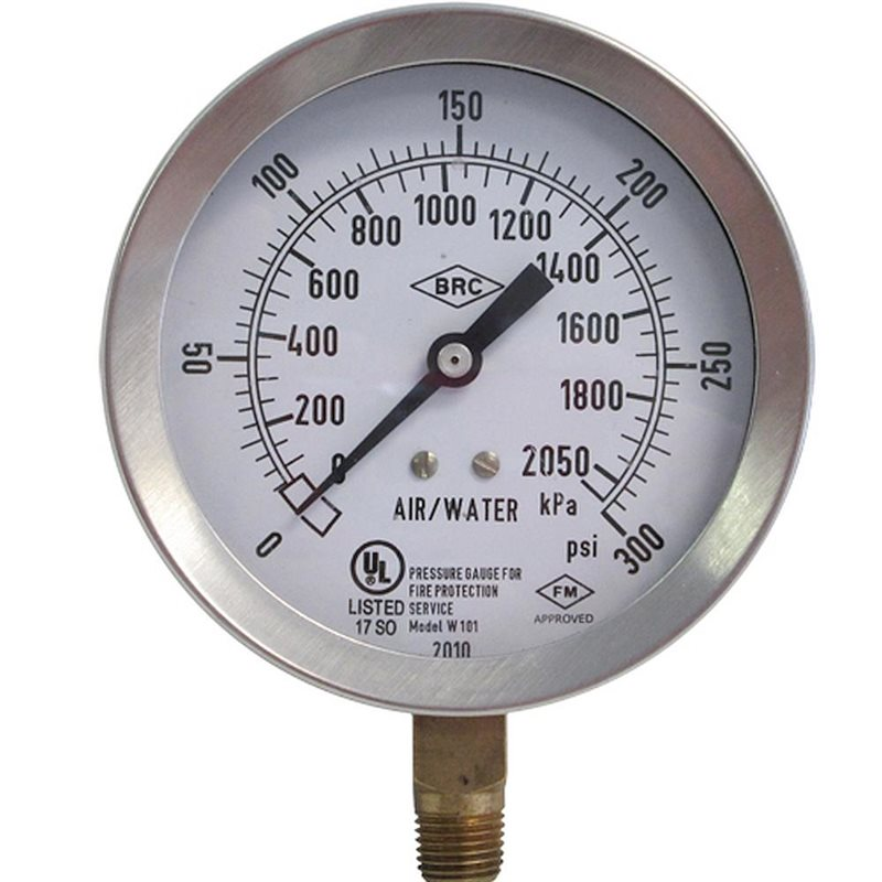 Fire Protection Gauges