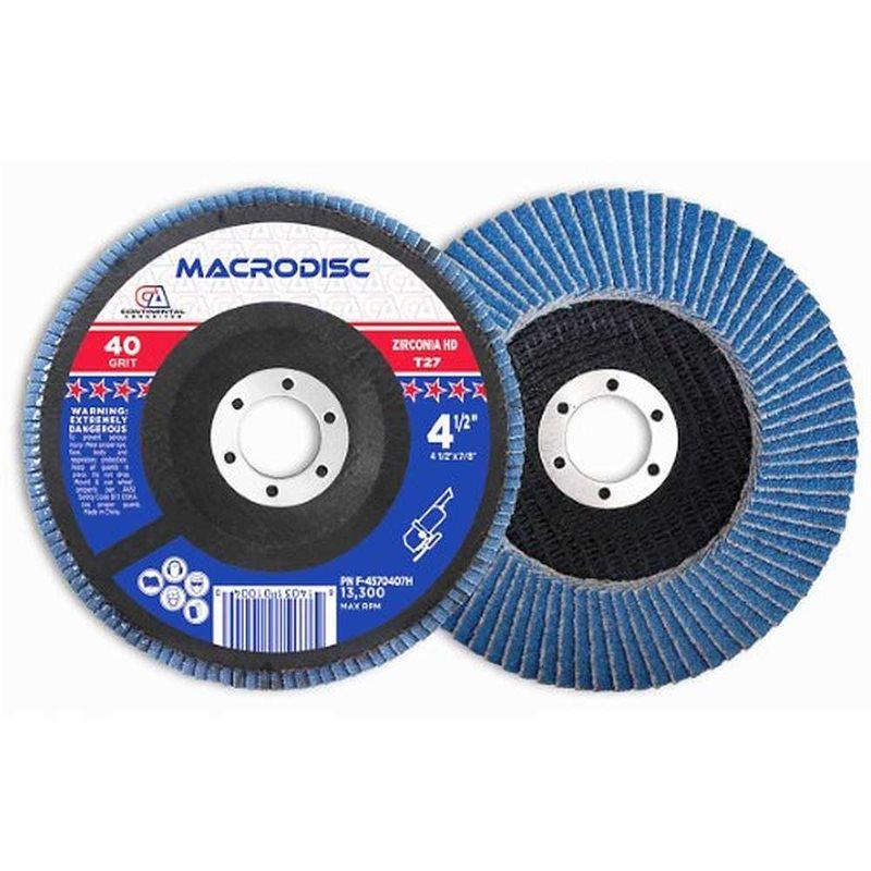 Macro XL Flap Disc Zirconia