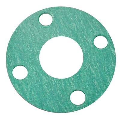 "2"" Full Face Gasket Green Non Asbestos 150lb (25)"