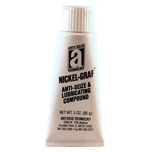 Anti-Seize Nickel-Graf 3oz Tube Nickel & Graphite 2600°F (12)