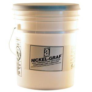 Anti-Seize Nickel-Graf 42lb Pail Nickel & Graphite 2600°F (1)