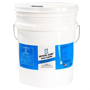 Cleaner Glass 5 gal Pail Krystal Clear (1)