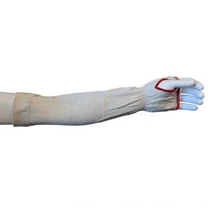 "RIPCORD™ High Tenacity Plaited Sleeve 18"" 2""Gussett & Thumb Slot ANSI Cut Level A2 (100) Min.(1)"