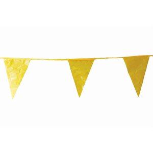 """Pennant Style Flags 12""""x 18""""x 105' Length (75) Min.(75)"""