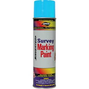 Blue APWA Marking Paint Solvent Based (240) Min.(12)