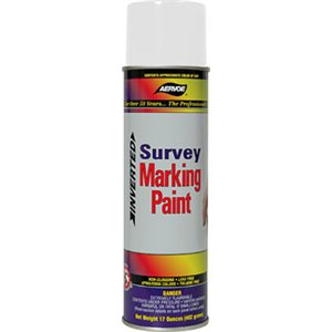 White APWA Marking Paint Solvent Based (240) Min.(12)