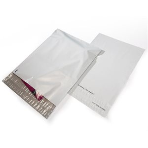 "Envelopes Poly Mailers 14-1 / 2""x 19"" 500ct White #5"