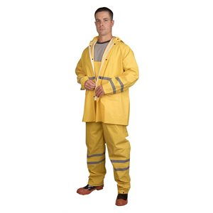 Rainwear Riptide Yellow
