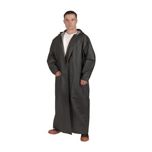 Rain Coat Renegade Black