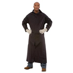 Rain Coat Flame Resistant