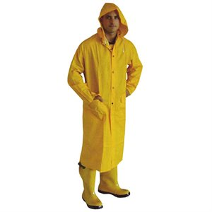 Rain Coat Renegade Yellow