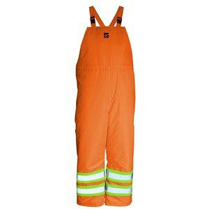 Viking Overalls Insulated Orange 6326
