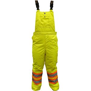 Viking Overalls Insulated Lime 6450