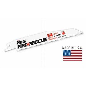 "6"" 14tpi Fire / Rescue Reciprocating Blade MK 20pk (3) Min.(1)"