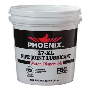 Pipe Gasket Lube 32oz Phoenix 27-XL FBC Approved (12) Min.(1)