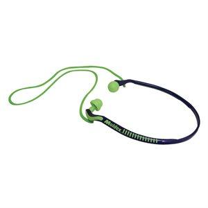 Quiet Band Moldex Jazz 25db Hearing Protection (10) Min. (1)