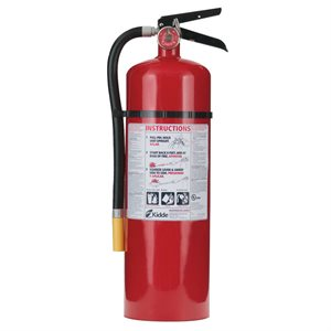 Fire Extinguisher Kiddie Proline 5lb Multi-Purpose 3-A 40-B:C (4) Min. (1)