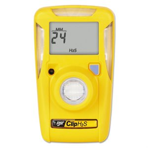 Gas Detector BW / Honeywell H2S Single Gas (12) Min. (1)