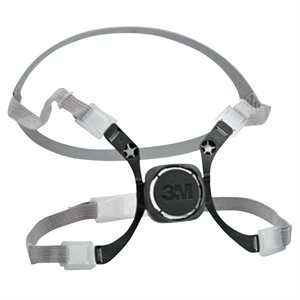 3M Respirator 6000 Series Head Strap Assembly Replacement Part 5 Pack