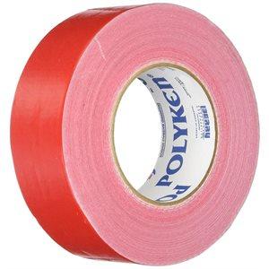 """Red 2""""x 60yd Duct Tape Polyken 203 (648) Min.(24)"""
