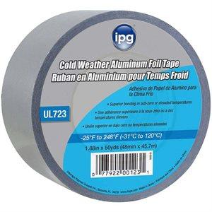"""Aluminum Foil 2""""x 50yd 2mil Tape (24) Min.(1)"""