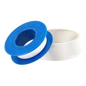 "1 / 2""x 260"" White Thread Seal Tape (500) Min.(100)"
